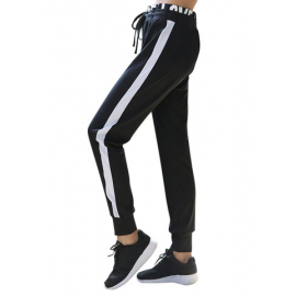 Sexy Drawstring Breathable Stretch Running Fitness Pants for Pants & Leggings